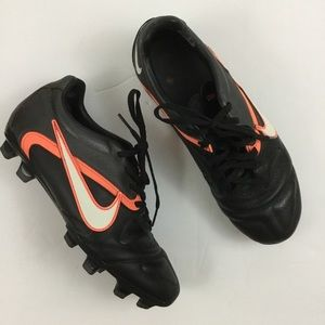 Nike CTR360 Libretto FG Black Soccer Cleats